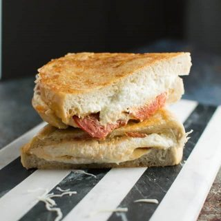 Calzone Grilled Cheese Thumbnail