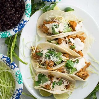 30 Minute Chipotle Chicken Tacos thumbnail