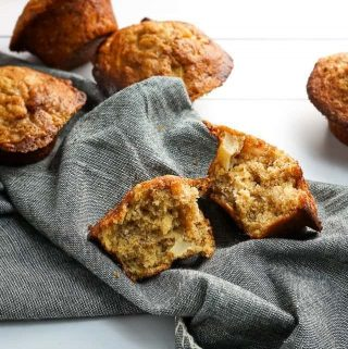 Brown Butter Apple Muffins Thumbnail