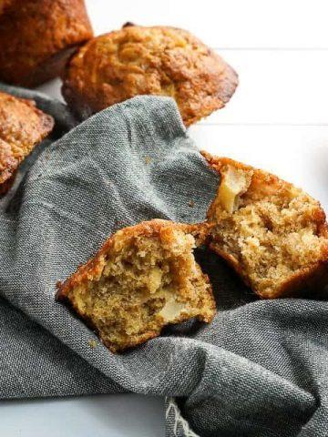 Brown Butter Apple Muffins Thumbnail