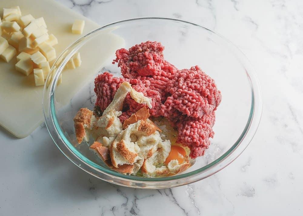 Italian Meatloaf Mix
