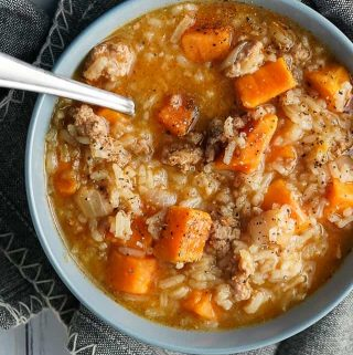 Turkey Sweet Potato Soup Thumbnail