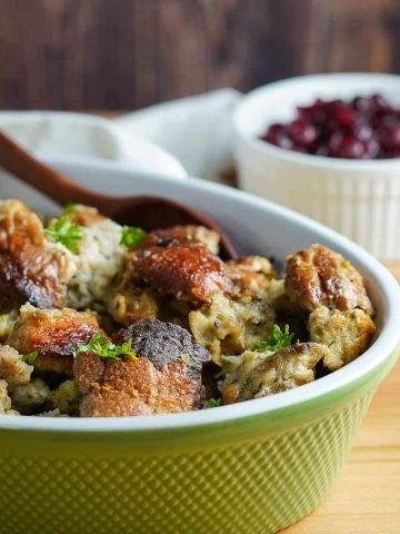 Crock Pot Stuffing Featured Image