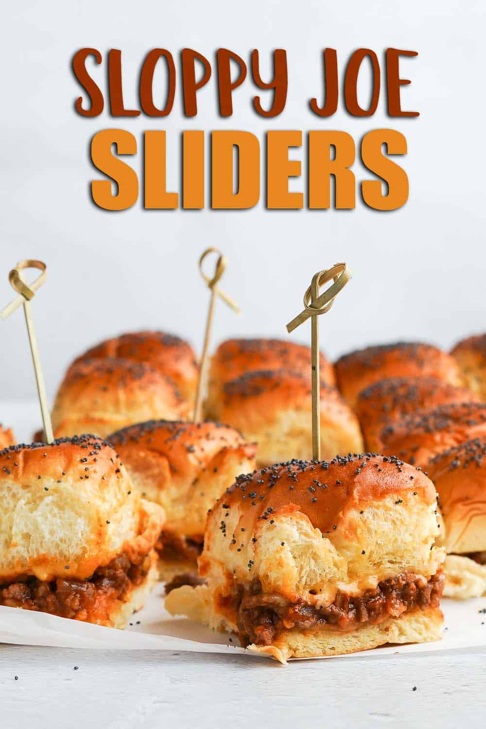 Sloppy Joe Sliders Pin