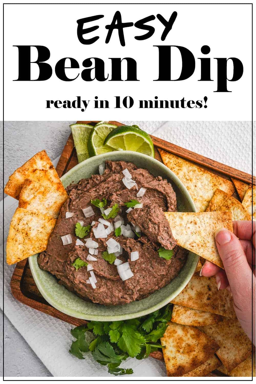 Easy Bean Dip Pin 2