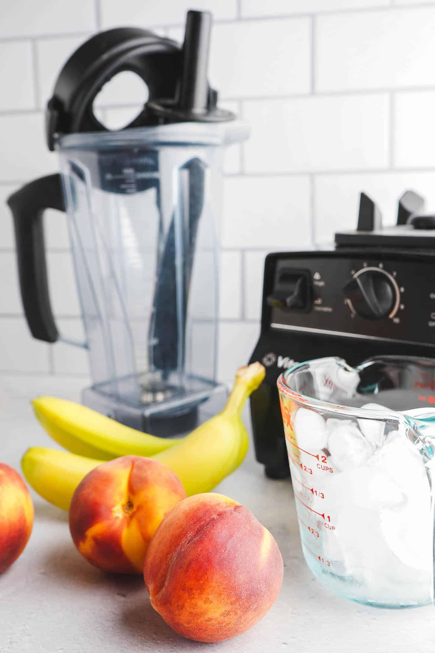 Blender Fruit and Ice