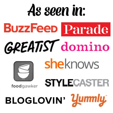 collage of featured in logos