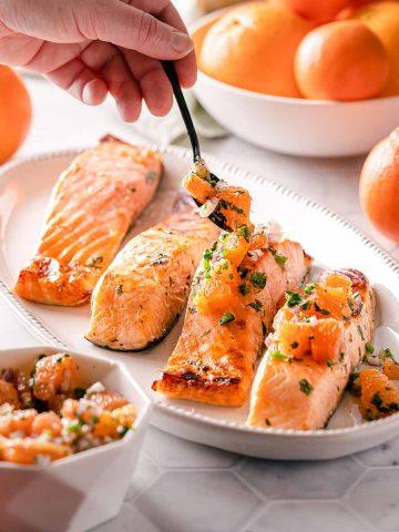 Citrus Salmon FI