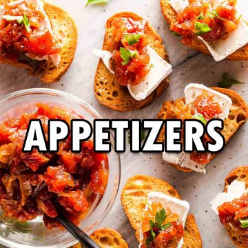 Appetizers Featured Image