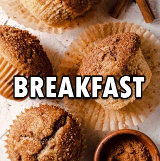 Breakfast button