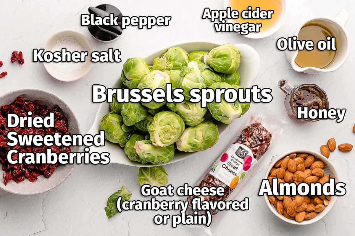 recipe ingredients with text overlay